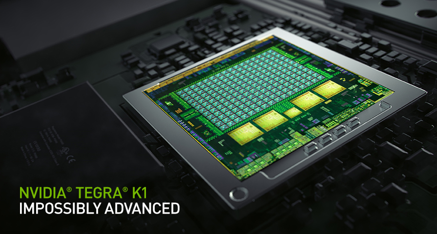 Tegra K1 - the universe's most advanced mobile processor