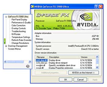 nvidia not working in windows 10