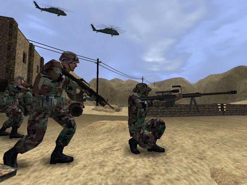 free army games online