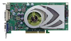 NVIDIA® GeForce 7800 GS