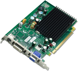 GeForce 7300 LE GPU