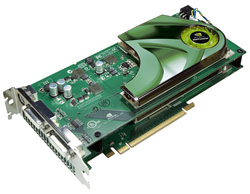 NVIDIA® GeForce 7950 GX2