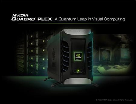 quadroplex pr NVIDIA Quadro Plex VCS Shipping