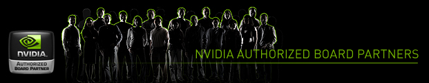 NVIDIA Authorized Board Partners