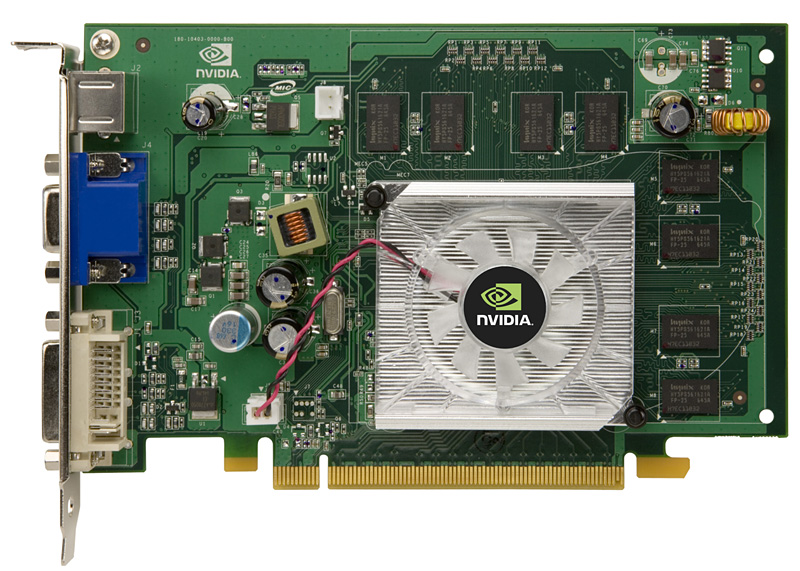 NVIDIA Should Dramatically Increase The Installed Base Of DirectX 10 GPUs By Making GeForce 8500 GT Based Graphics Cards Available From Price Points