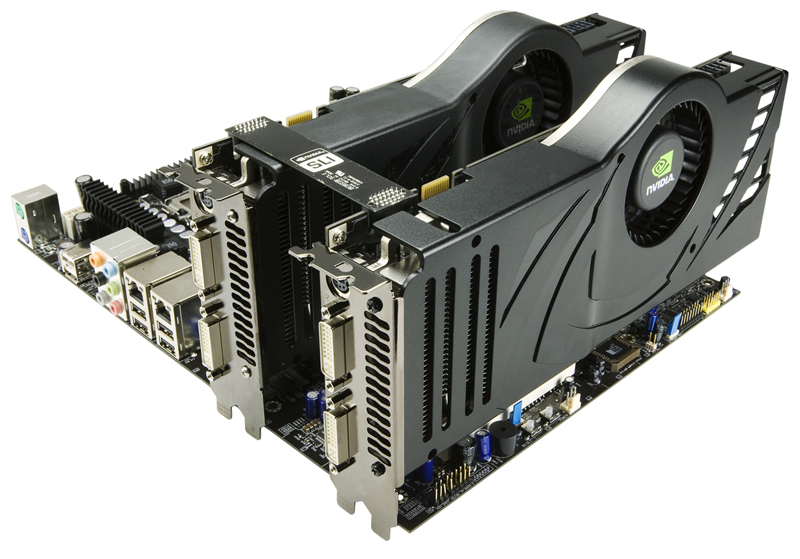 Best Mobo For Sli: New NVIDIA GeForce® 8800 Ultra Enables World's Fastest