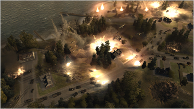 World in Conflict: Deformation