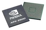APX 2500 Applications Processor