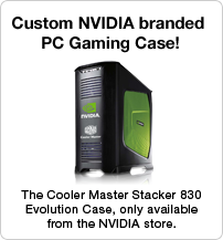 Custom NVIDIA Branded PC Gaming Case