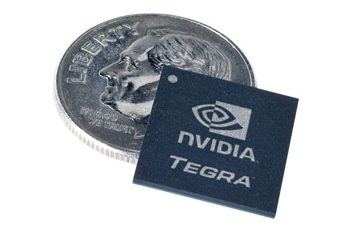 Tegra dimensions comparisons