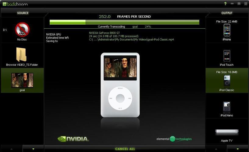 Nvidia Notebook CUDA 64 BIT