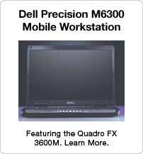 Dell Precision M3600 Mobile Workstation