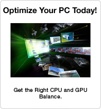 Optimize with GeForce