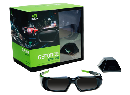 Nvidia announces 3d vision the world s first high definition 3d
