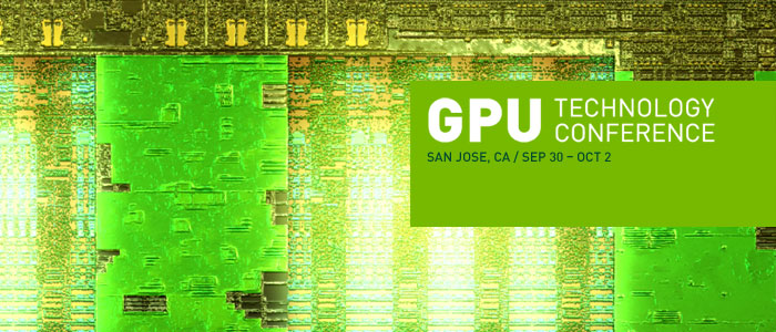 Logo of the GPU Technology Conference