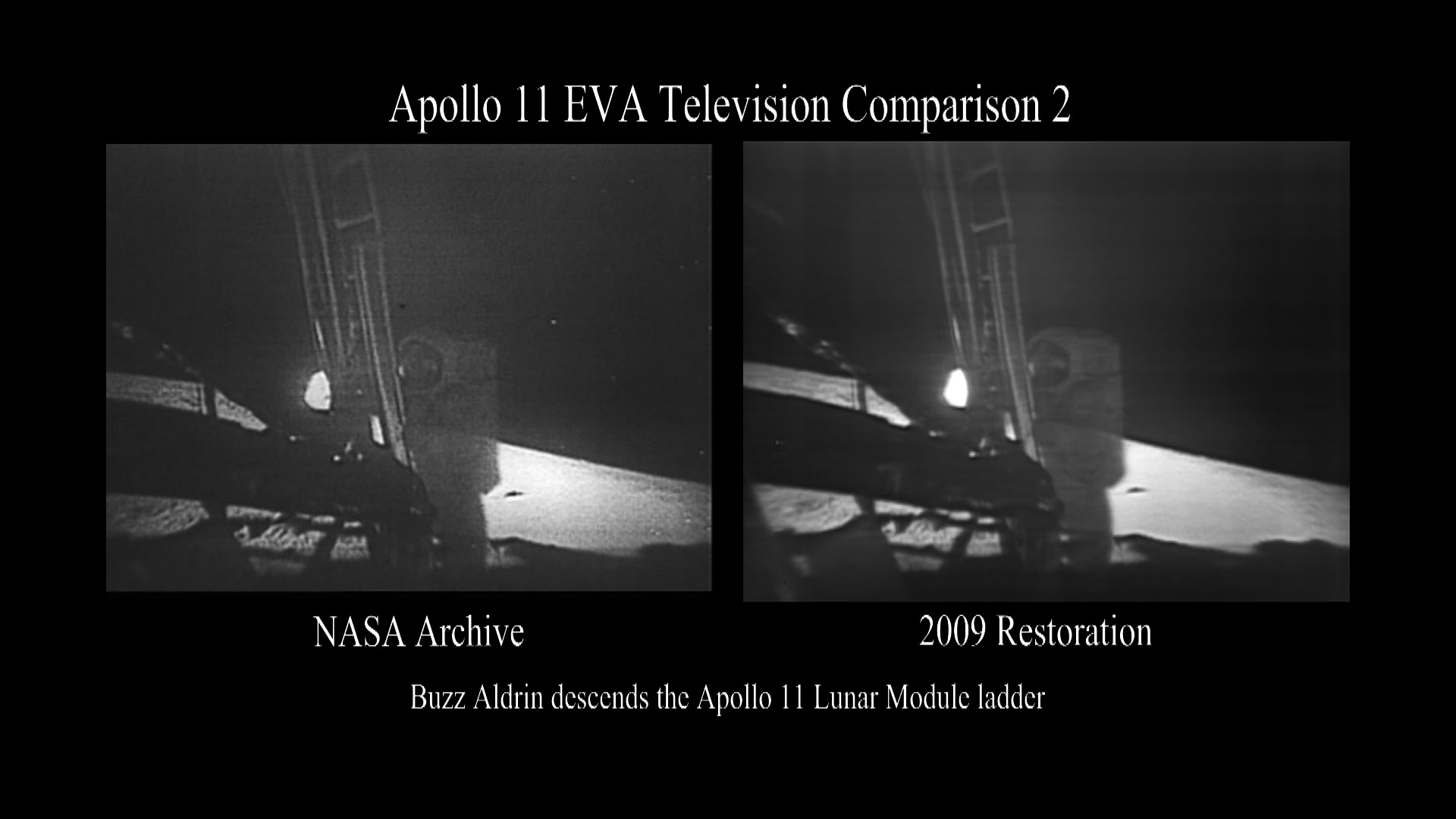 NVIDIA CUDA Technology Used To Recover Historic APOLLO 11 Man On The