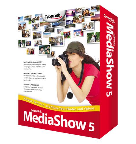 █◄أعد التفكير برامج أستعراض الميديا CyberLink MediaShow Ultra