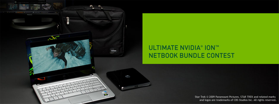 NETBOOK BUNDLE CONTEST
