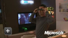 NVIDIA 3D VISION AT THE WINDOWS 7 LAUNCH