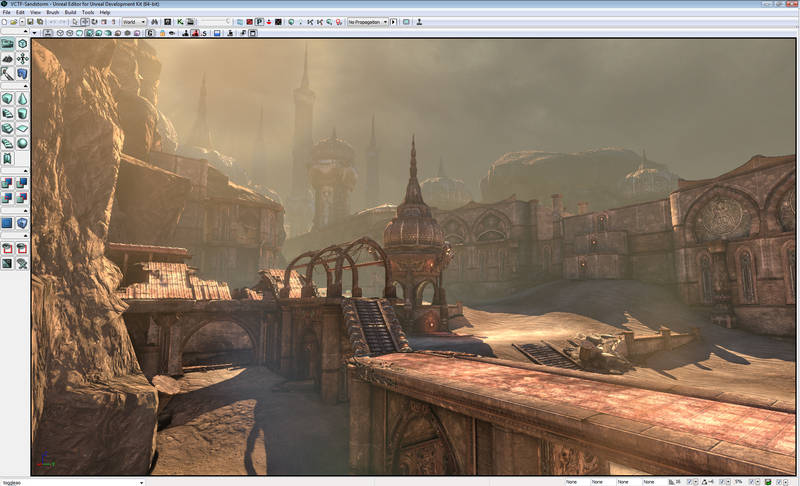 Epic Brings NVIDIA 3D Vision Support To Unreal Engine 3|NVIDIA