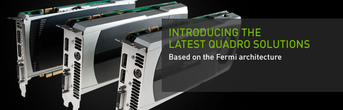 Latest Quadro Solutions