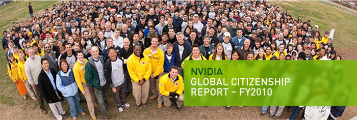 Our Commitment to Corporate Citizenship, 2009 Global Citizenship Report