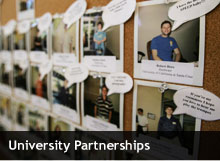 University Partnerships