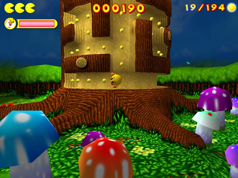 Pac-Man: Adventures in Time Game