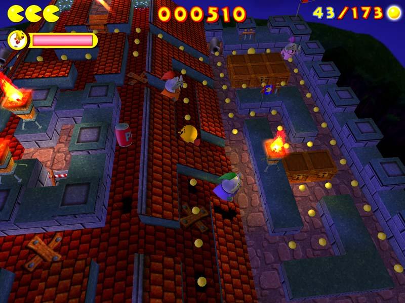 Games: pac-man adventures in tim|nvidia.