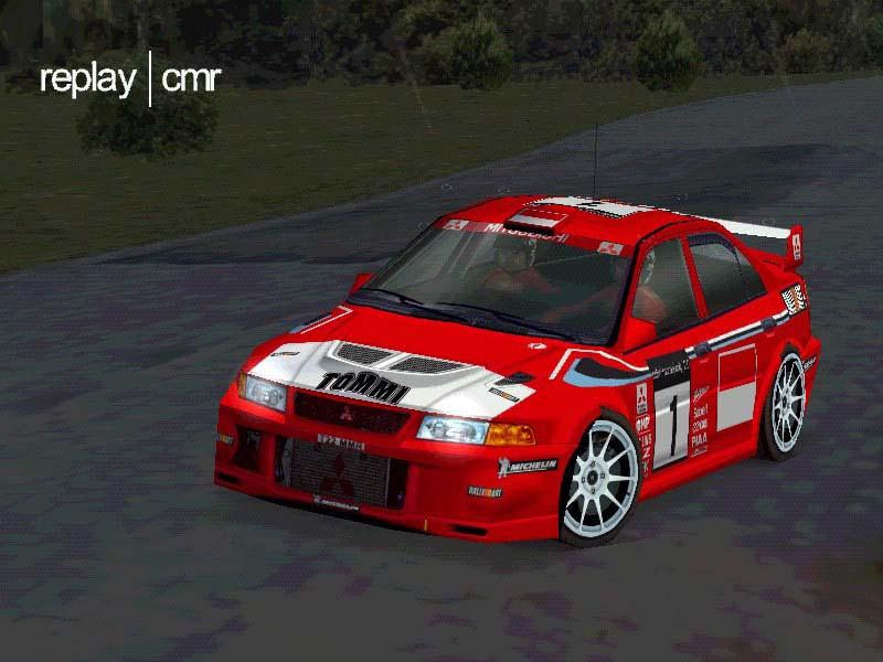 Games: Colin McRae Rally 2 | NVIDIA