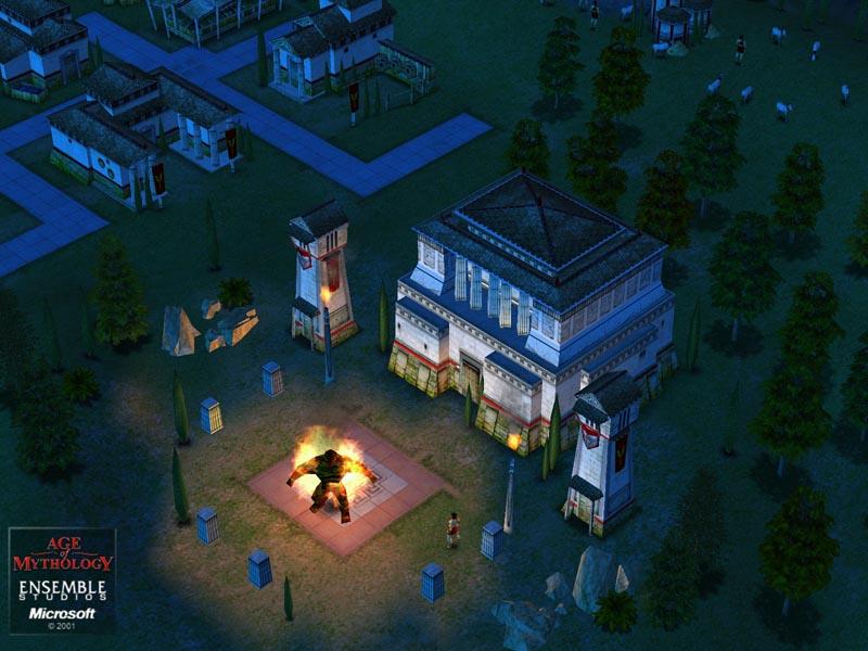 Games Age Of Mythology Nvidia