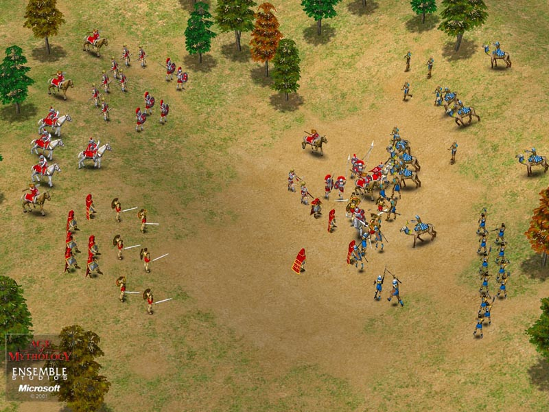 age of empires age of mythology download