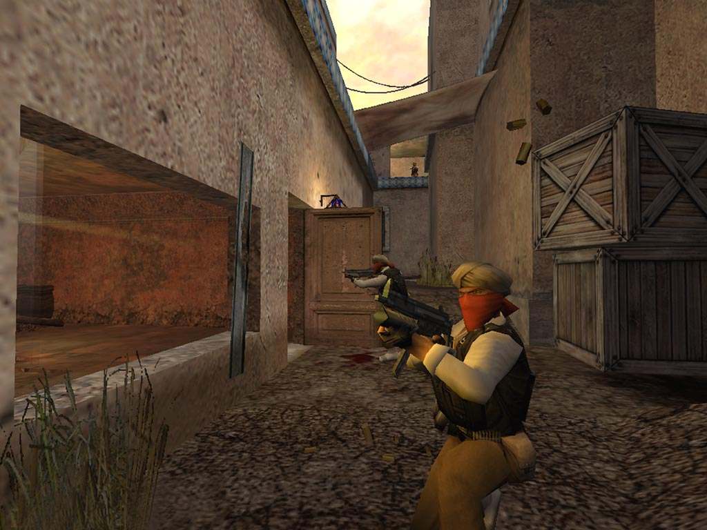 Game Counter Strike Condition Nvidia