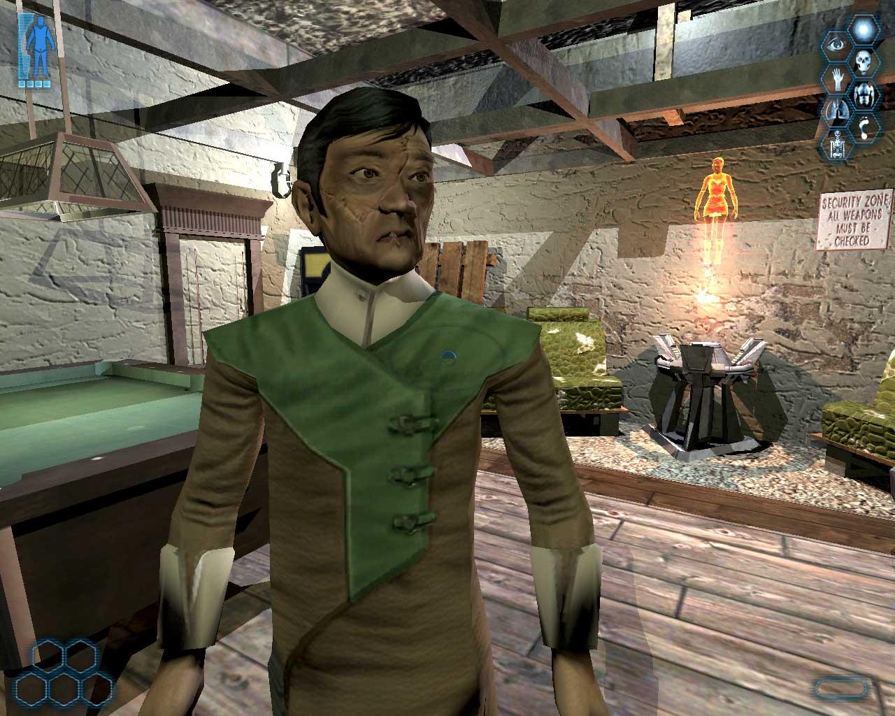 Game Deus Ex The Invisible W Nvidia