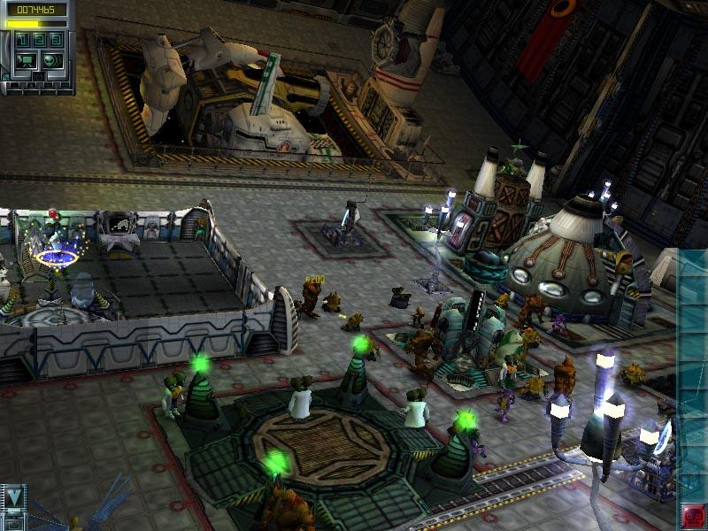 Games Startopia Nvidia